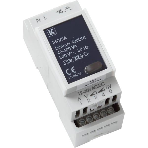 IHC Control Lysdæmper UNI/SA 400