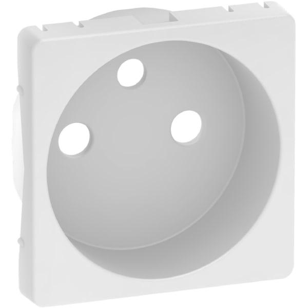 LK Fuga Tangent for Stikkontakt 1 modul med pindjord