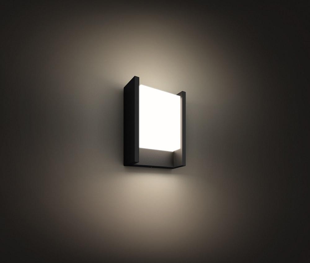 Philips Hue Fuzo væglampe STOR