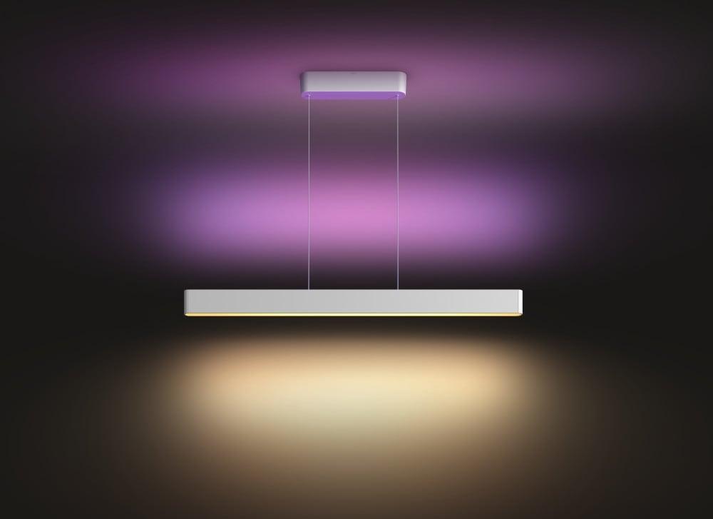 Køb Philips Hue Ensis Langbordspendel | 2 lyskilder (opned