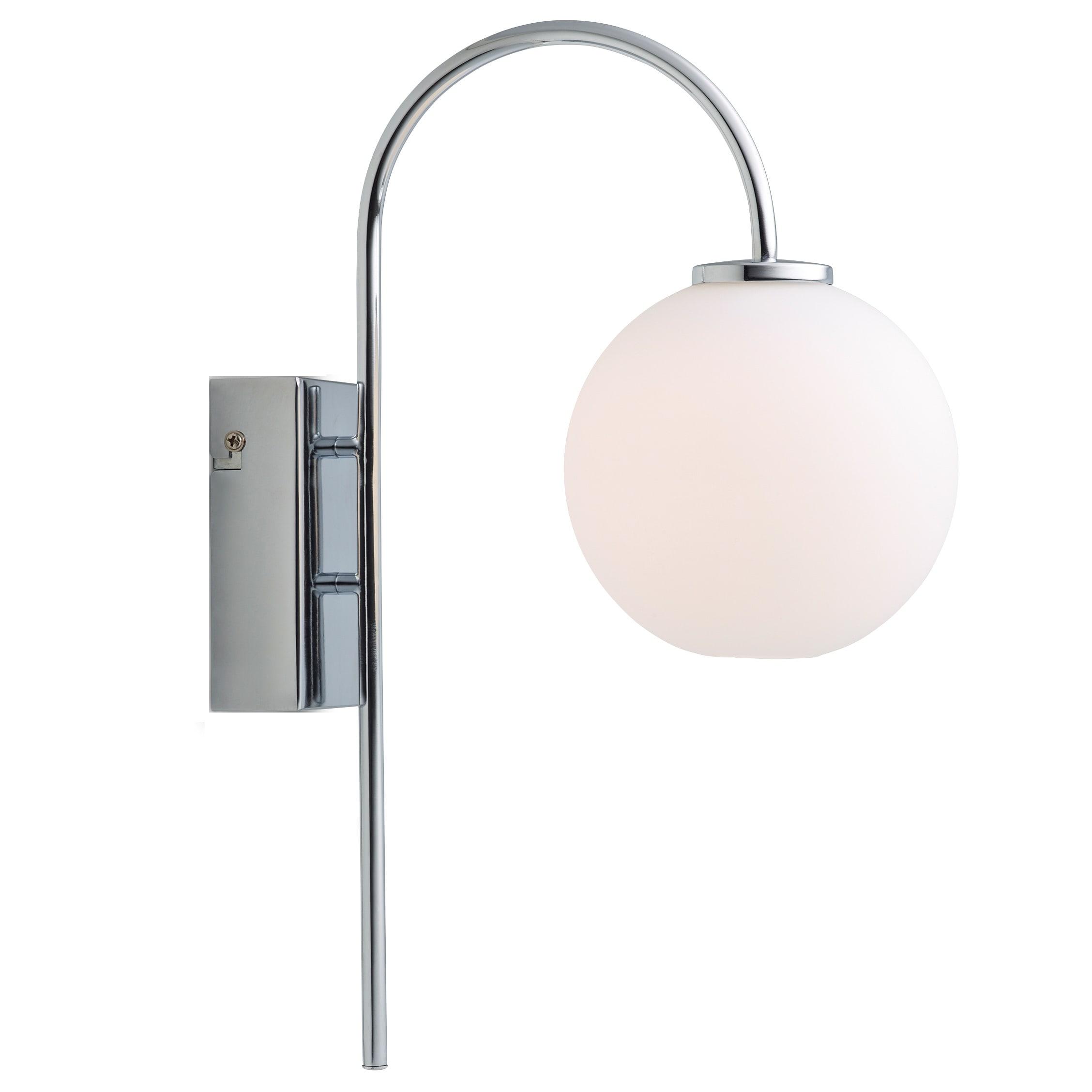Herstal Ballon Vegglampe Svart LED Herstal Vegg