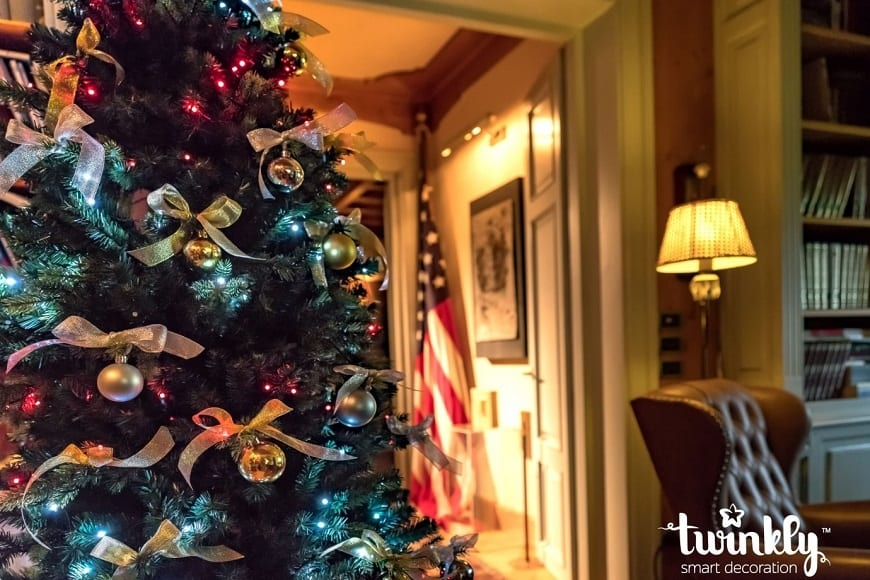 Twinkly String Smart Juletre lenke   Smart Julebelysning