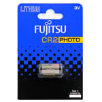 BATTERI FUJITSU CR2 3V 1 STK.