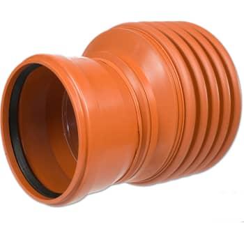 Dn400x160mm K2 Red T/gl. U/gi