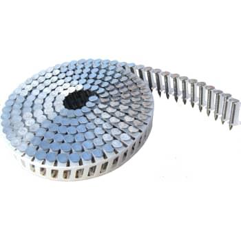 Tromlesøm 2,5x25 Ring Rustfri