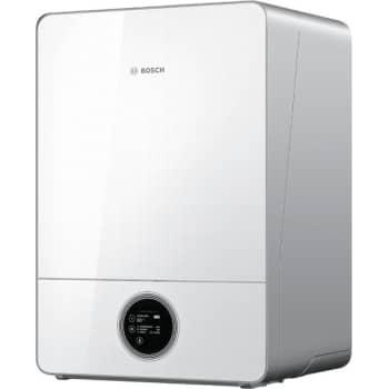 Bosch Condens 9000i W gaskedel 20 kW - hvid