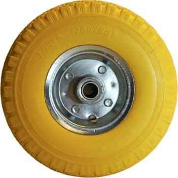 sækkevogn massive hjul