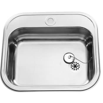 juvel køkkenvask Intra Juvel køkkenvask K480B1 prop juvel køkkenvask