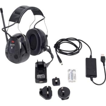 Hyggelig Peltor WS™ Alert XP høreværn med FM-radio og Bluetooth QY-29