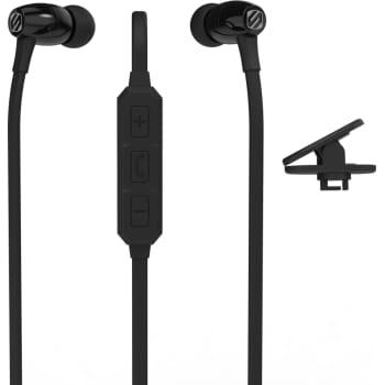a12eeb64d75 Scosche Bluetooth Hovedtelefoner med mikrofon, sort