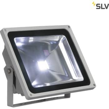 LED OUTDOOR BEAM, alu grå, 50W , hvid, 130°, IP65