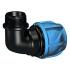 VVS / Vand / PEL/PEM rør og fittings / +GF+ iJOINTS / Vinkel / 90° / Med Nippel
