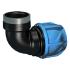 VVS / Vand / PEL/PEM rør og fittings / +GF+ iJOINTS / Vinkel / 90° / Med muffe