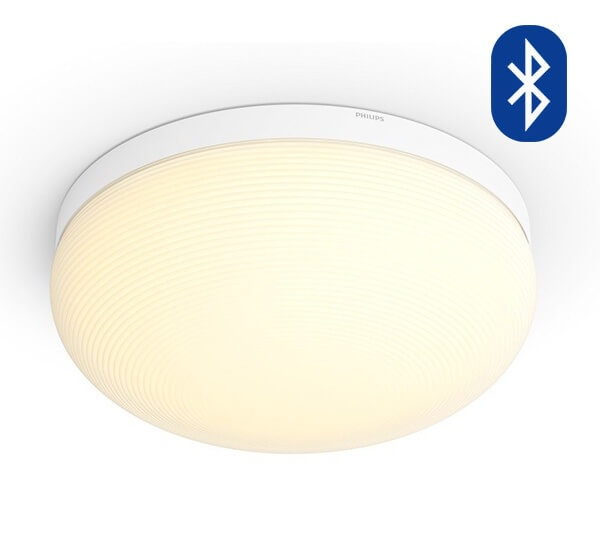 Flourish White Color Ambiance Taklampe fra Philips Hue!
