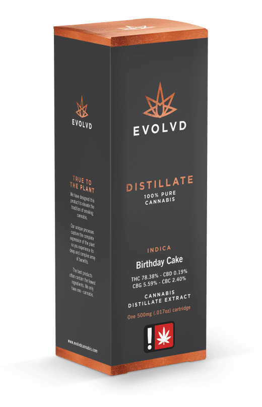 Distillate Packaging