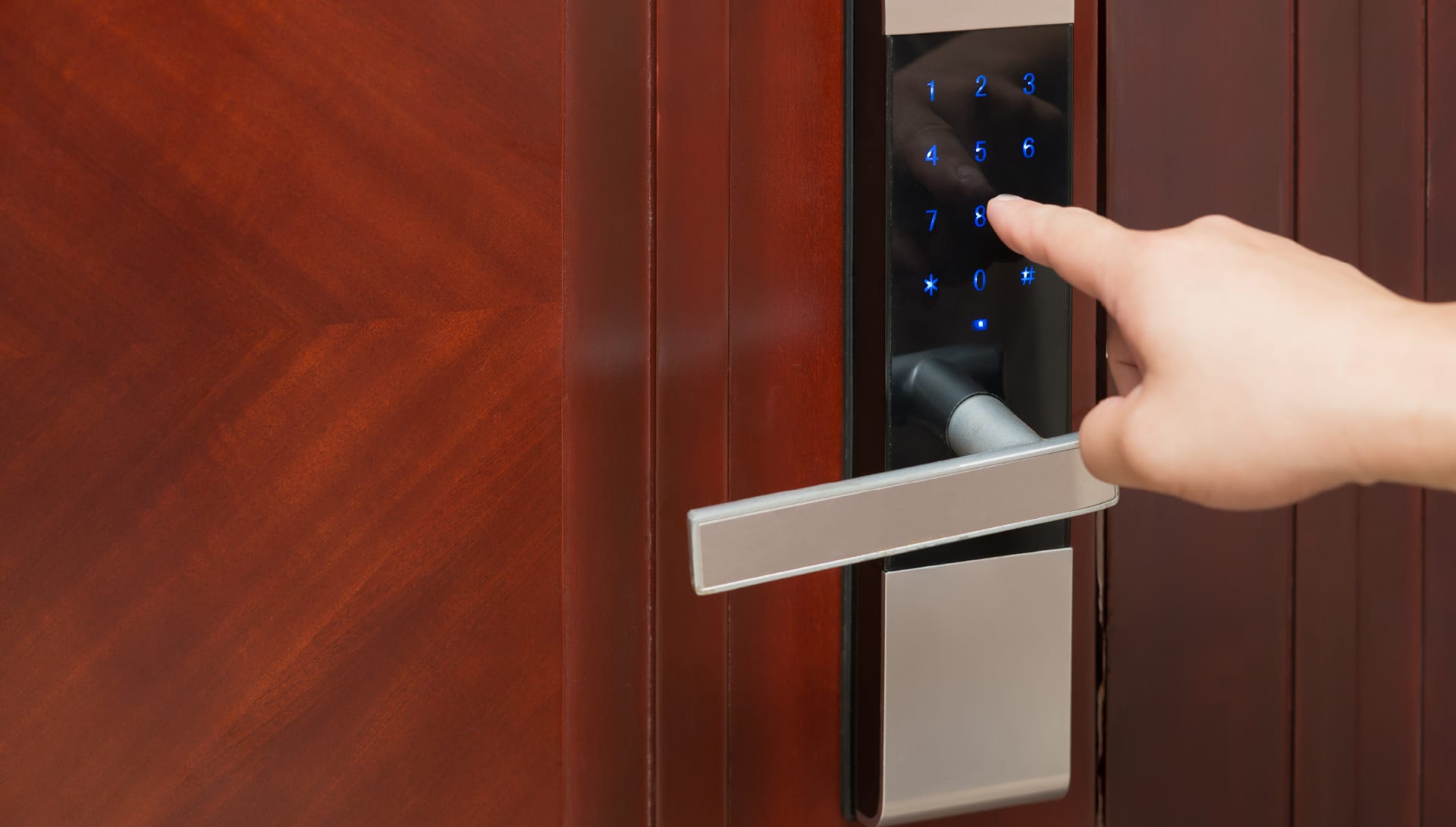 How to Choose the Best Keyless Locks and Entry Systems to Keep Your Vacation Rental Safe