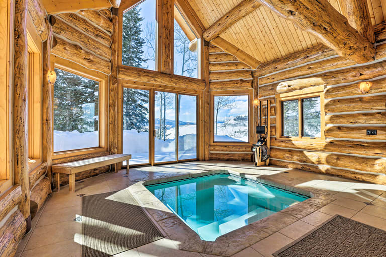 Homes with a Hot Tub