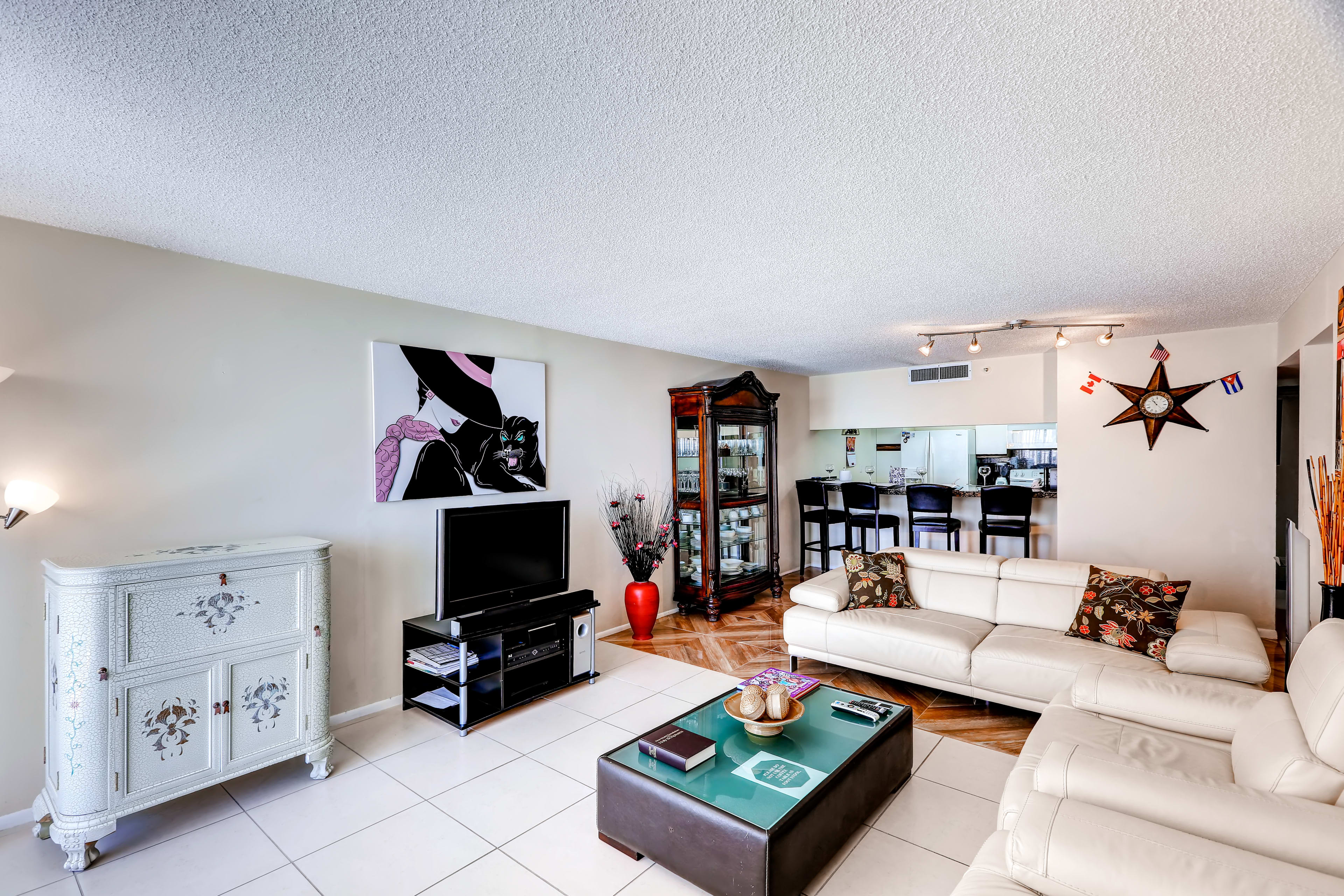Enjoy resort-style luxury at this condo!