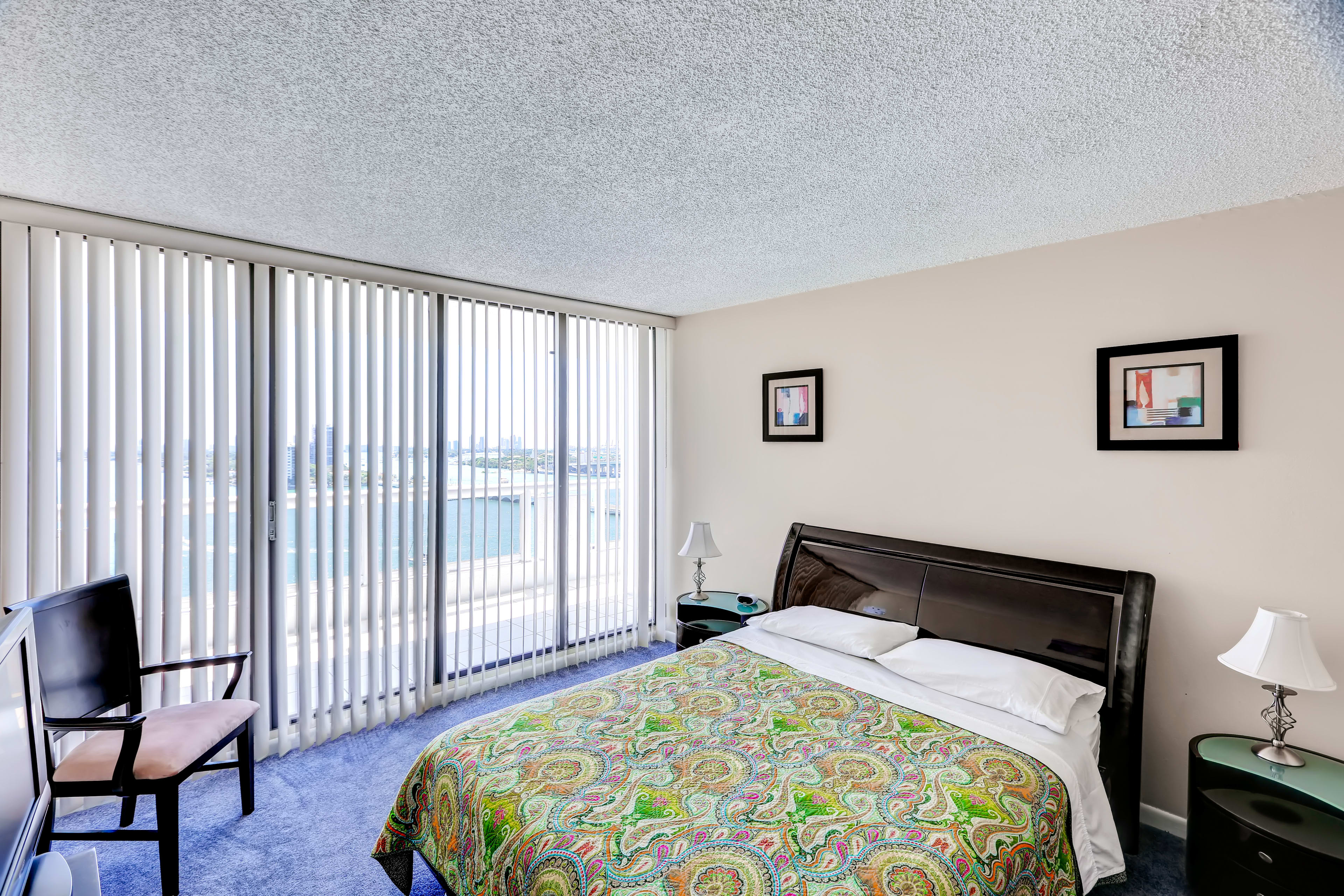 Settle into this restful bedroom!