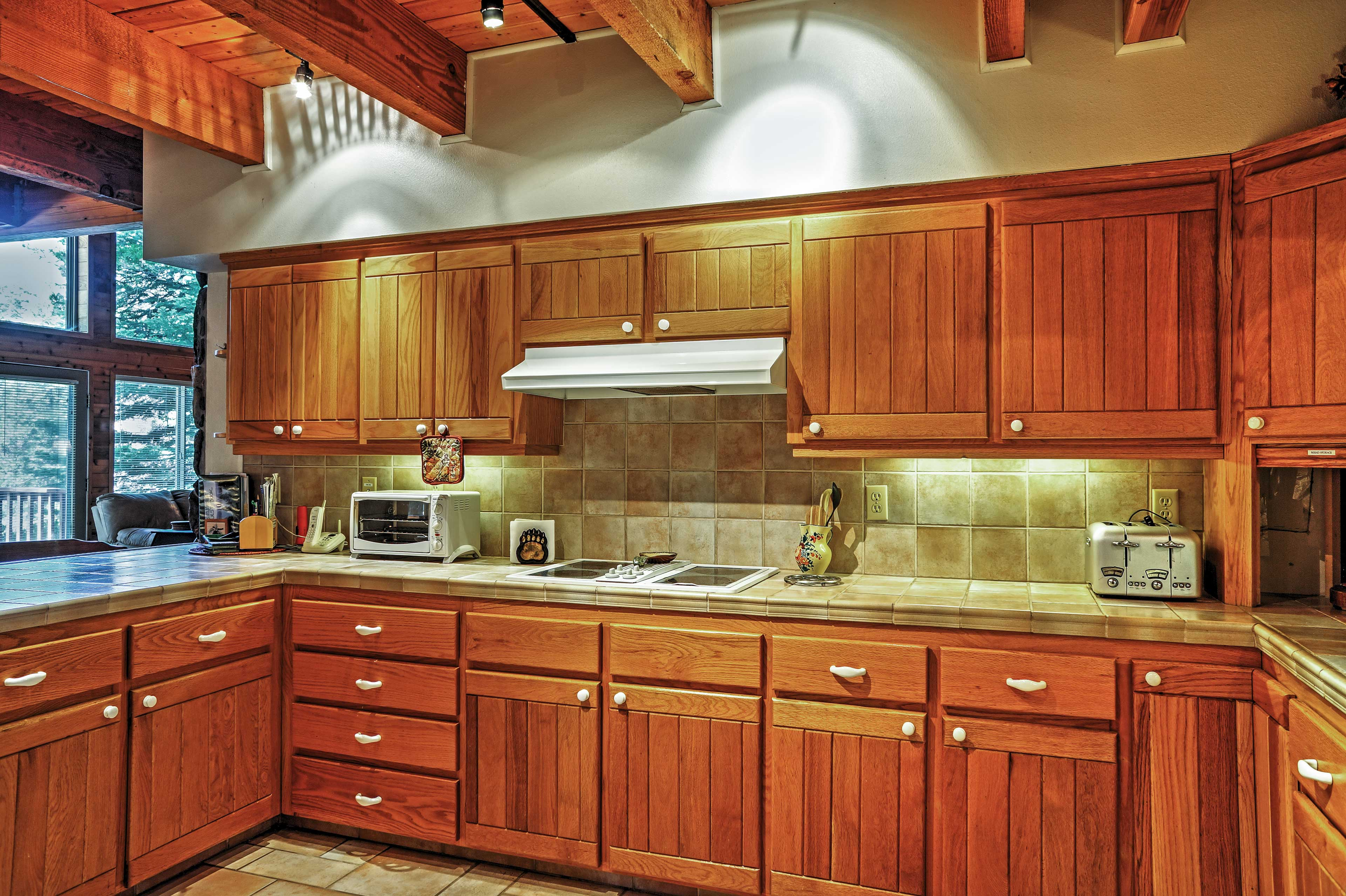 Fully Equipped Kitchen | Coffee Maker