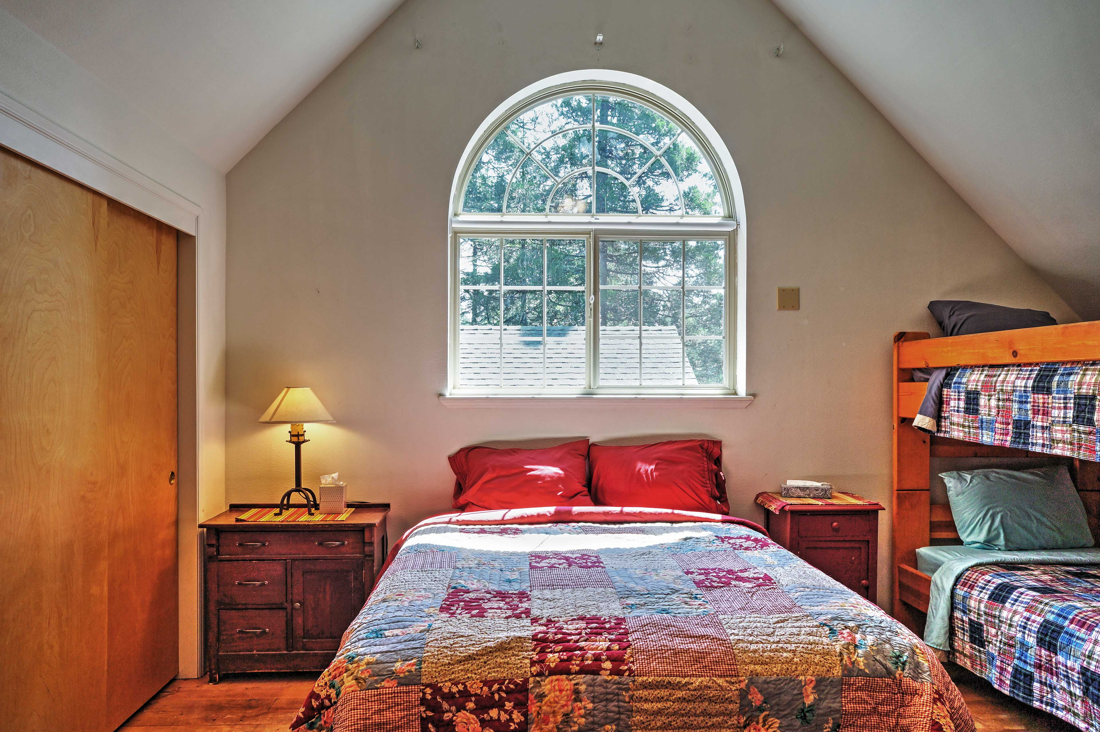 Bedroom 3 | Additional Sleeping | Queen Air Mattress (Available Upon Request)