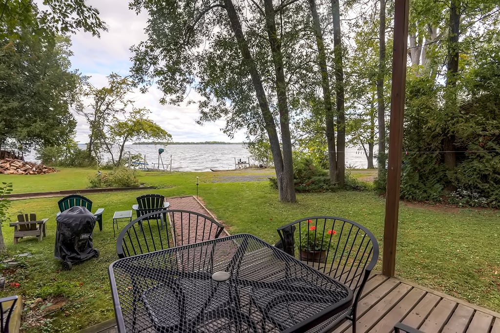 You'll be just steps from Lake Champlain during your next Vermont escape!