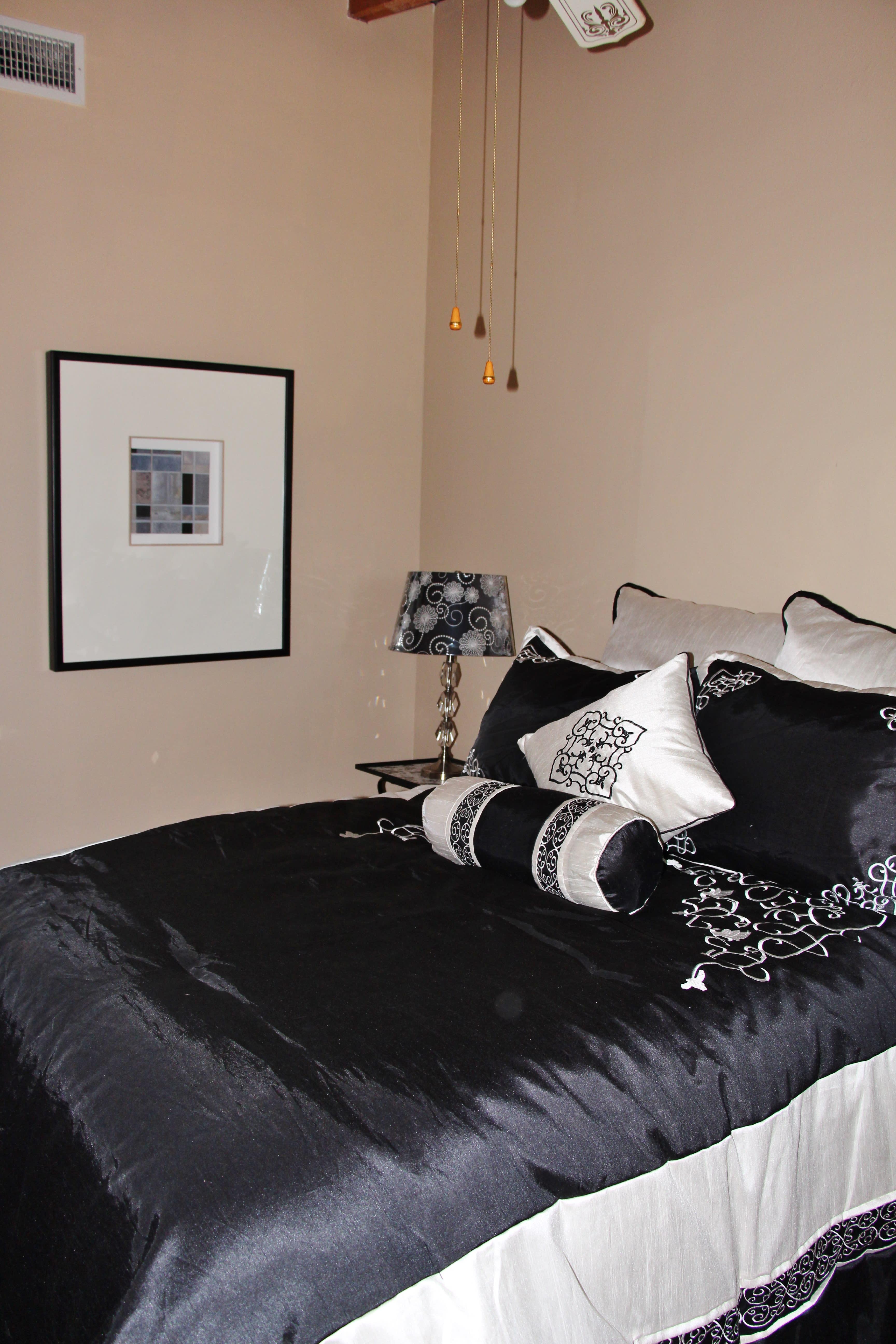 Slip into a deep sleep in the 6 bedrooms.
