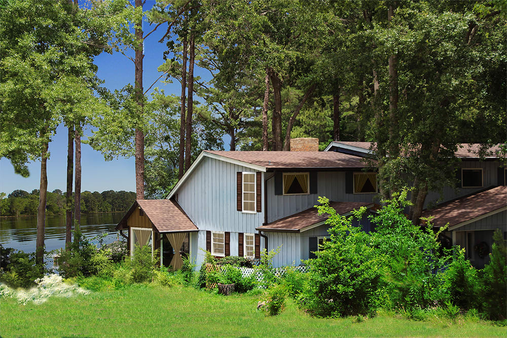 The ultimate wilderness retreat in nature!