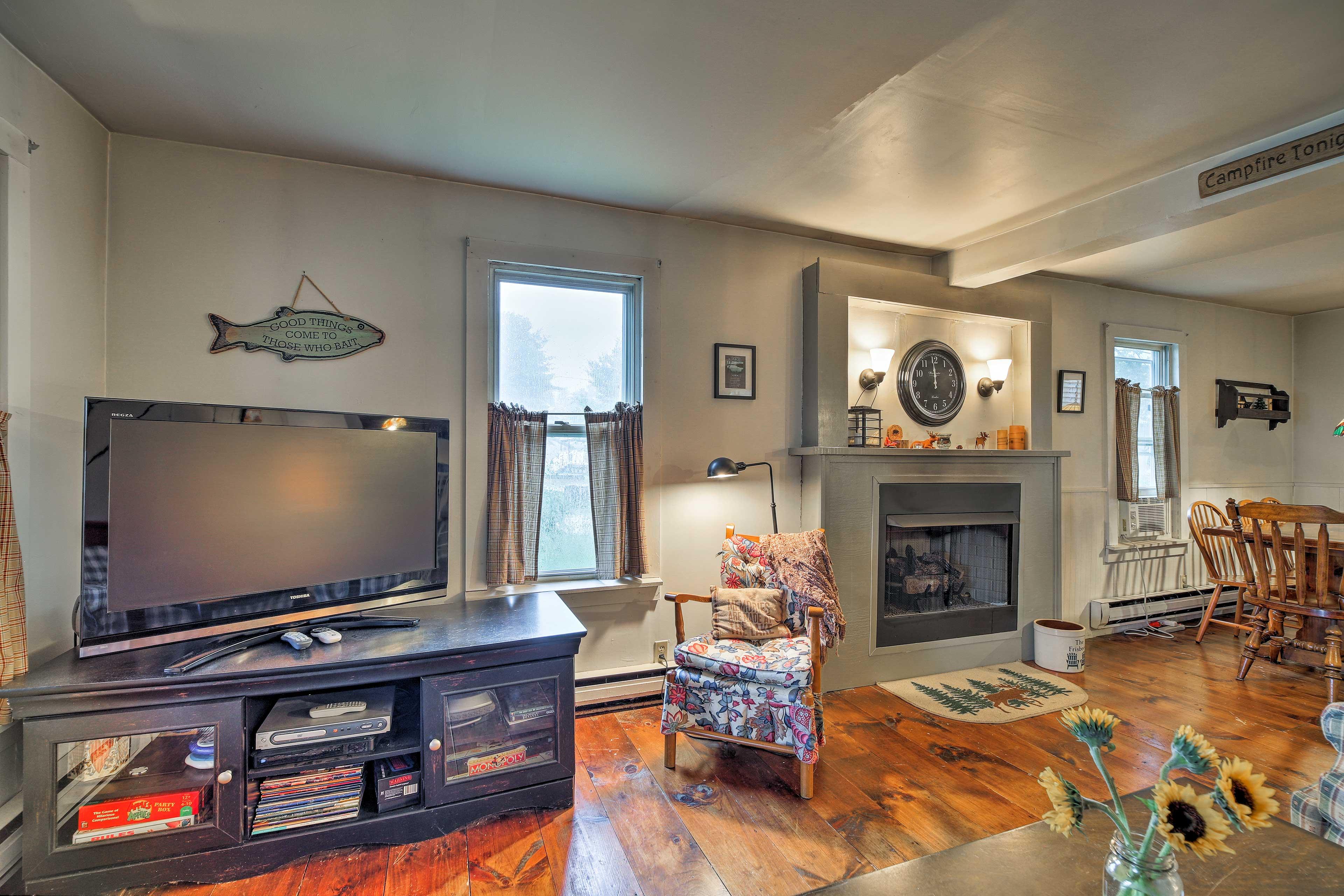 You'll love the spacious interior!