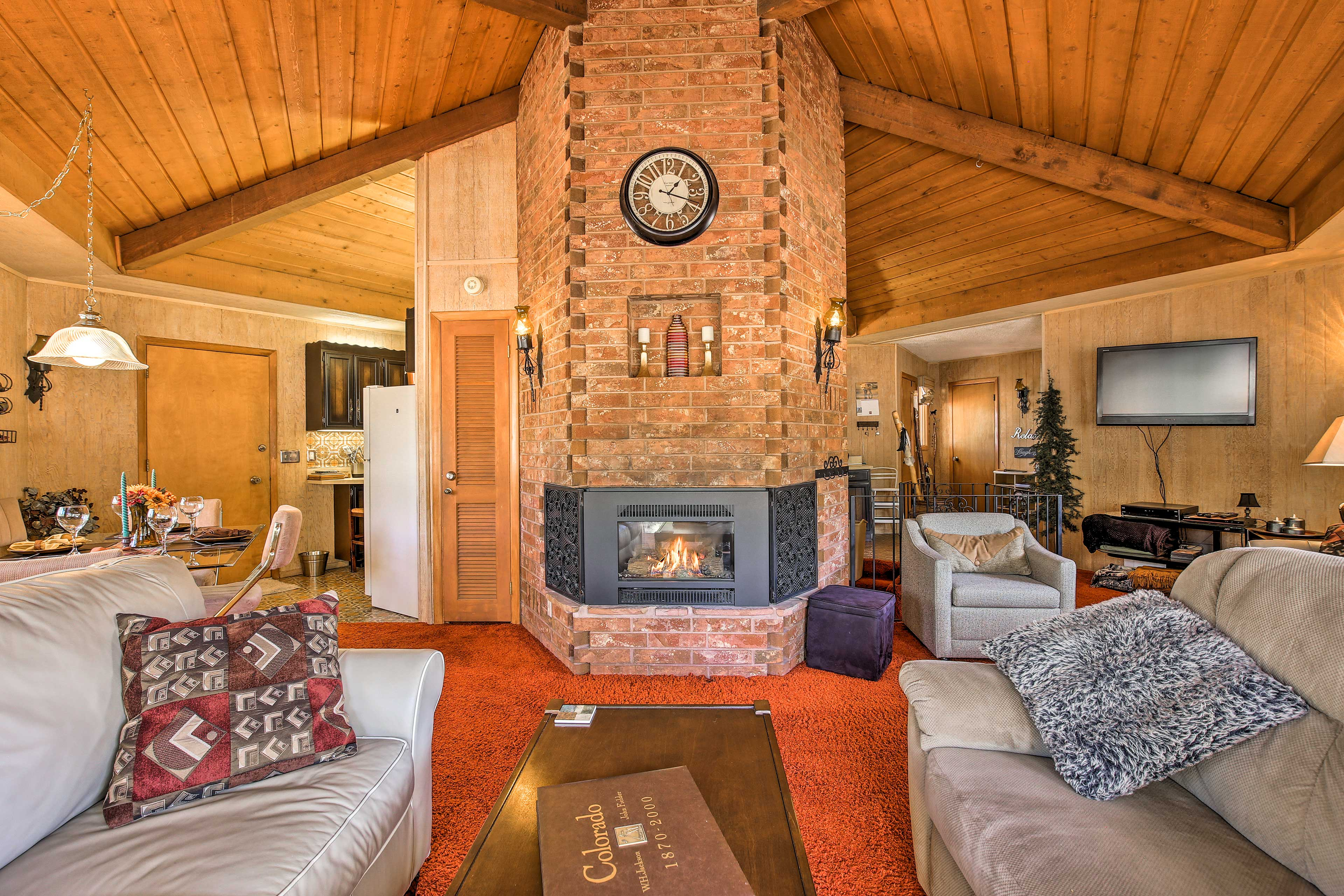 Buena Vista Vacation Rental | 2-Story Home | 2BR | 3BA | 1,500 Sq Ft