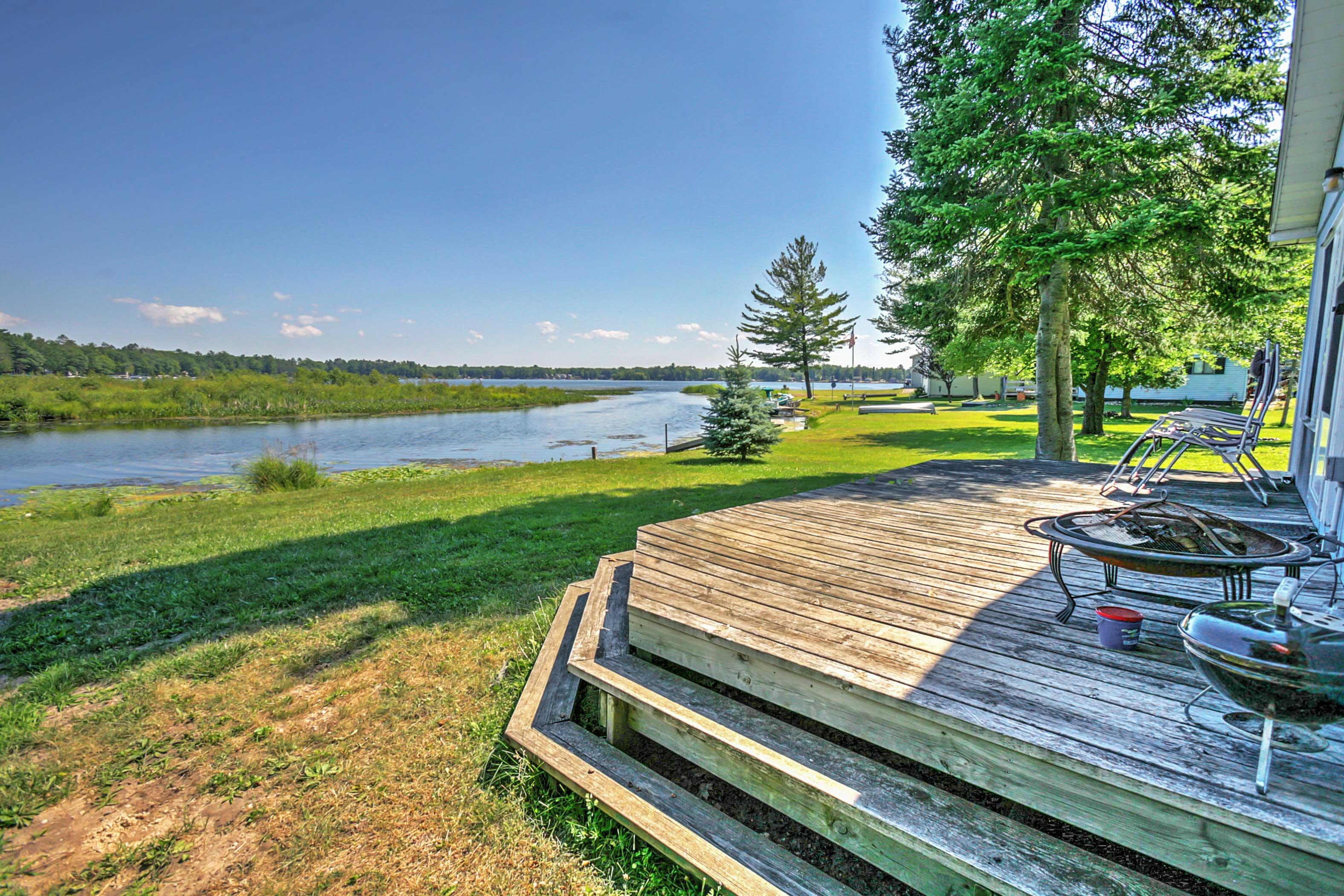 Hale Vacation Rental | Single-Story Cabin | 2BR | 1BA | 950 Sq Ft