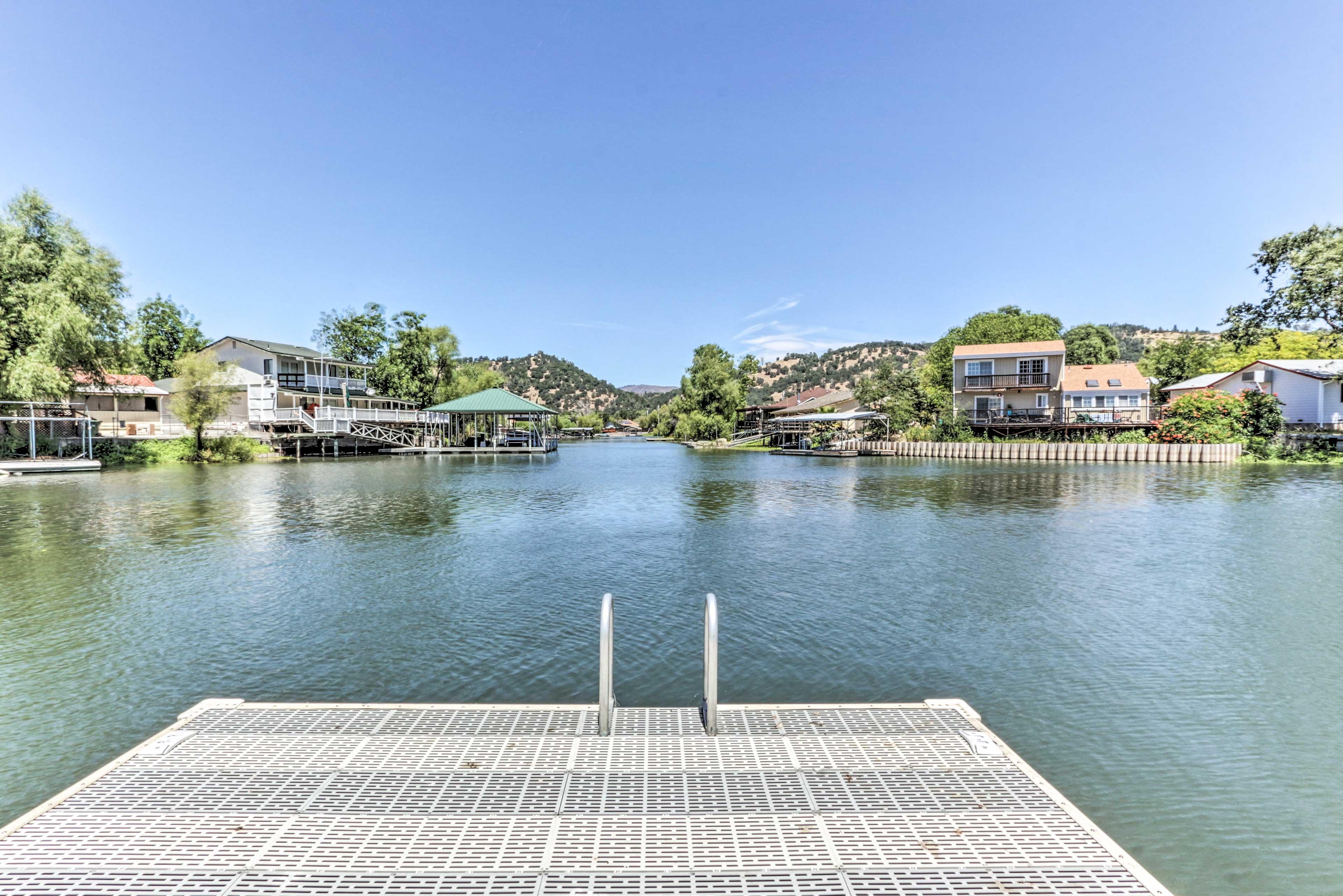 Clear Lake | Boating | Fishing | Kayaking