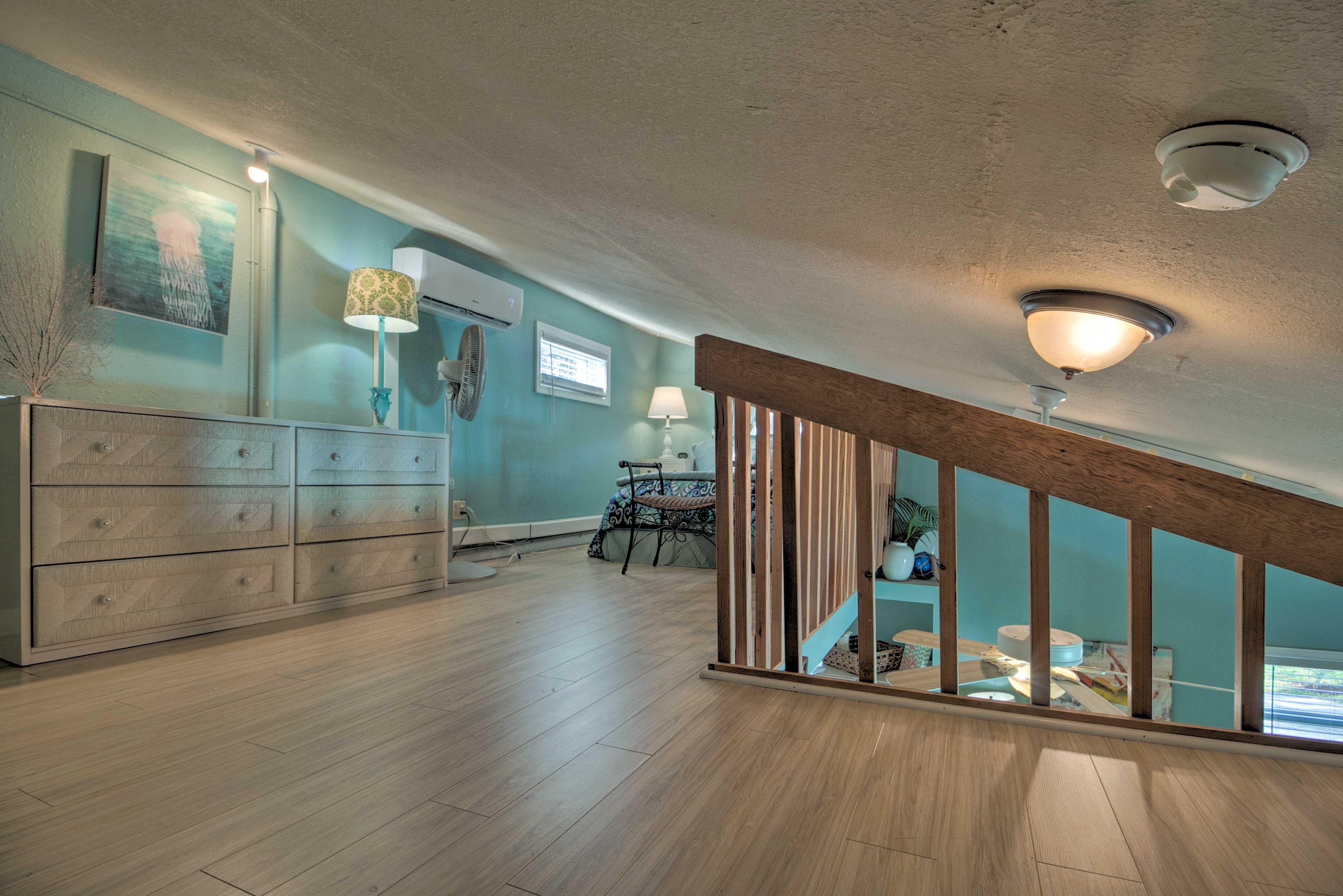 Bedroom/Loft | Second Story