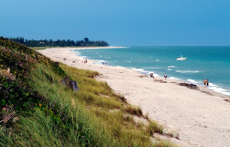 1 Mile to Beach