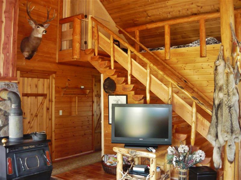 Great Room | 40-inch Flat-Screen TV.