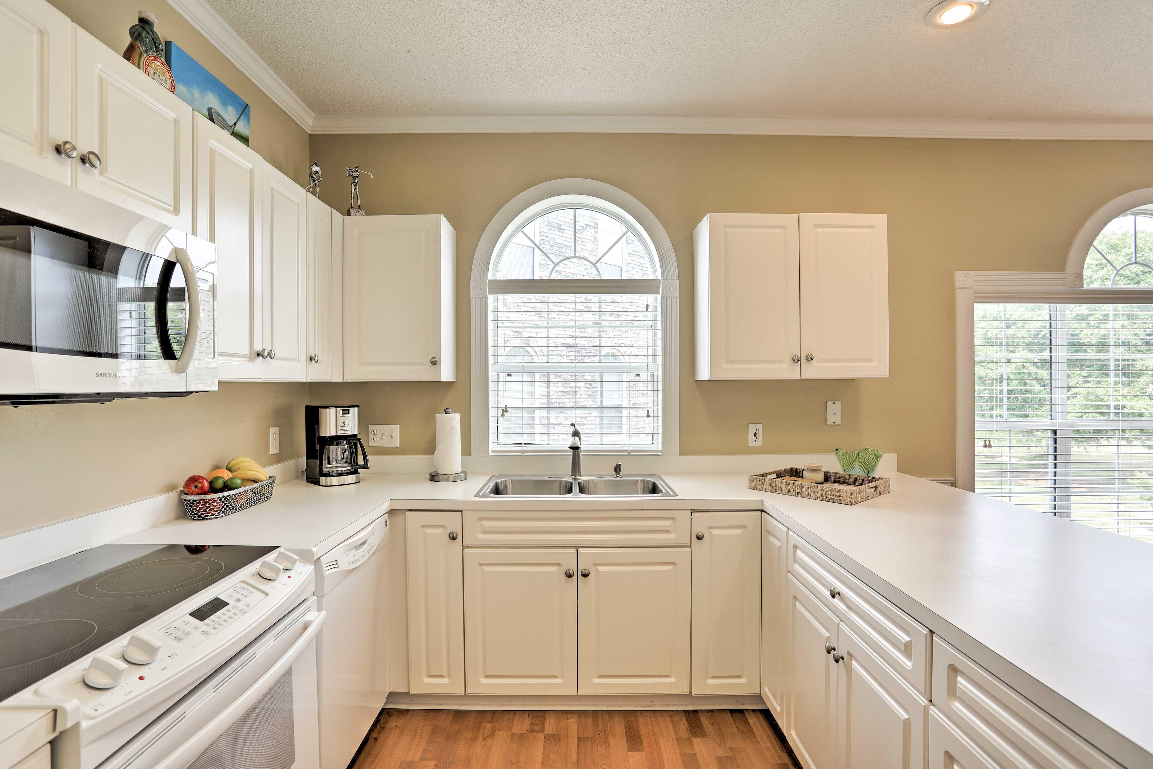 Kitchen | Drip Coffee Maker | Dishwasher
