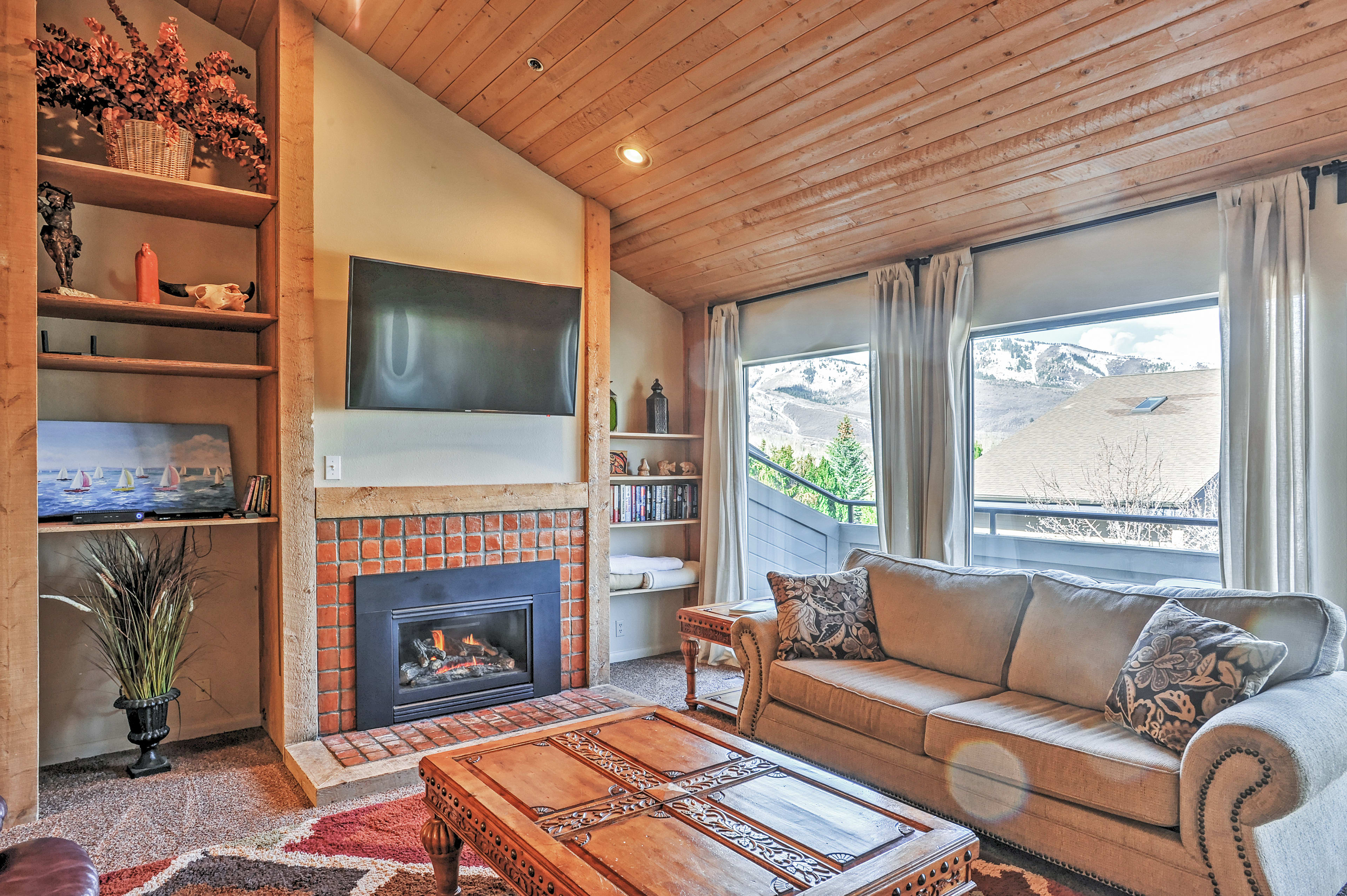 Park City Vacation Rental | 3BR | 3BA | 2,000 Sq Ft | Stairs Required to Access