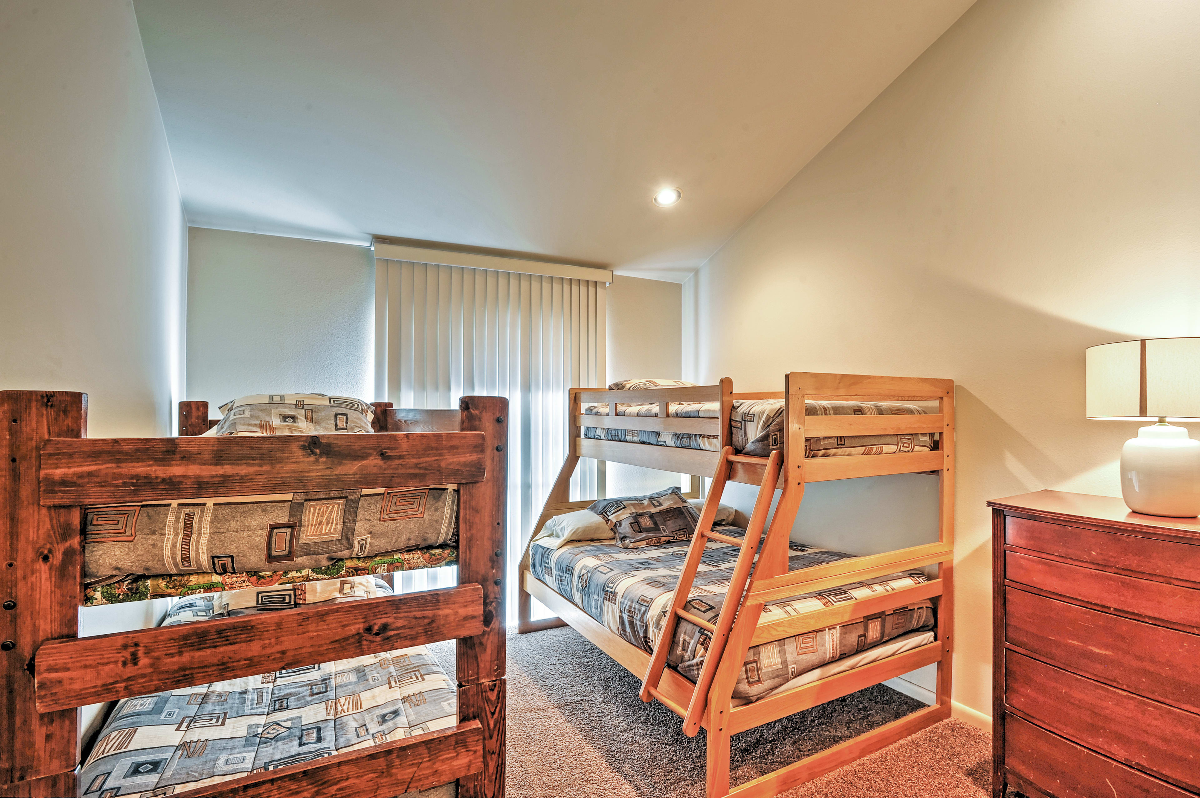 Bedroom 3 | 2 Twin Bunk Beds | Stairs Required