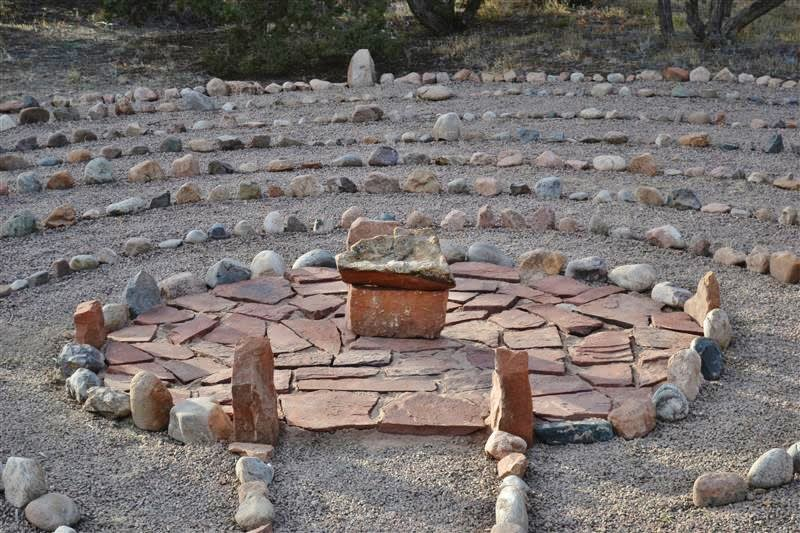 Labyrinth On-Site