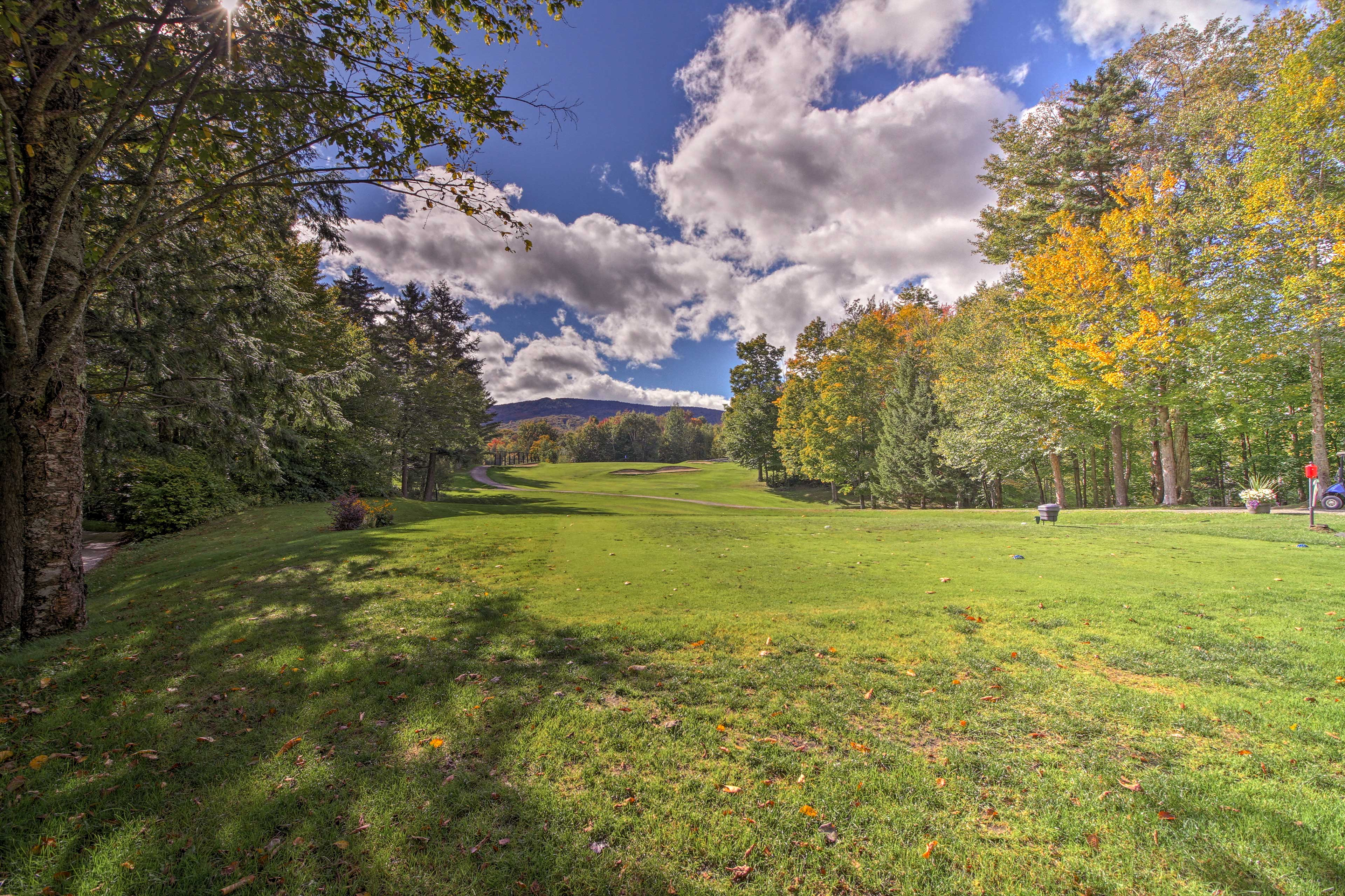 Killington Golf Course (3.5 miles)