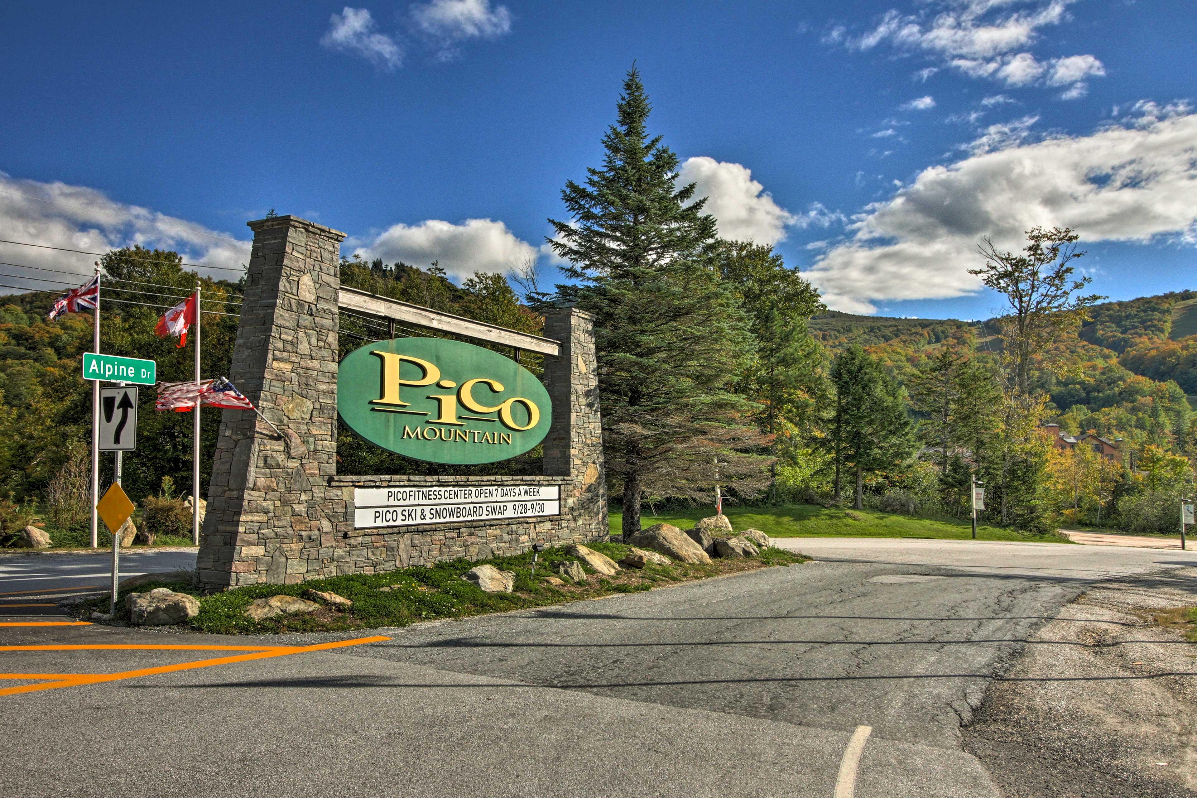 Pico Mountain Resort