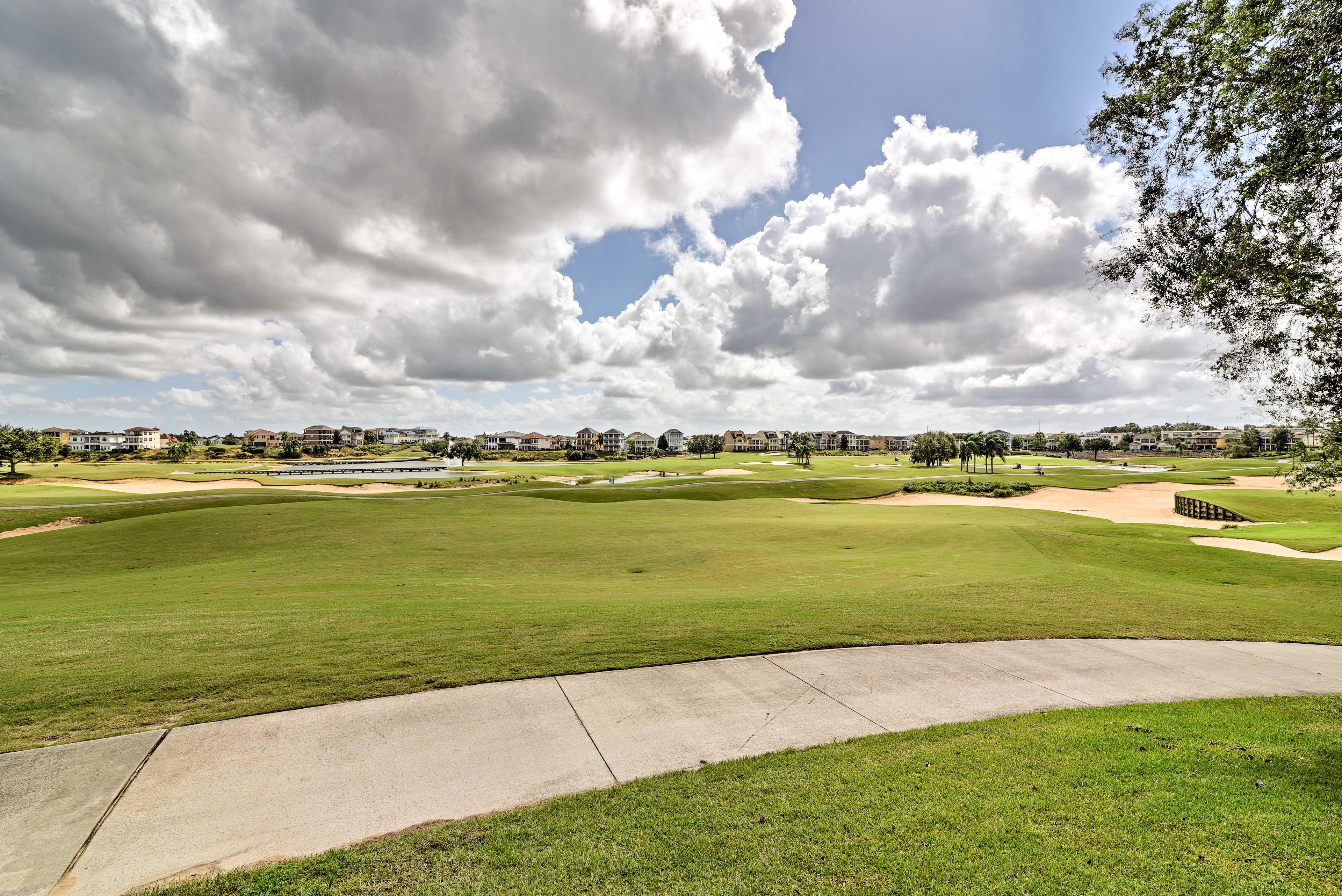 Resort Amenities | Golf Course | Mini Golf