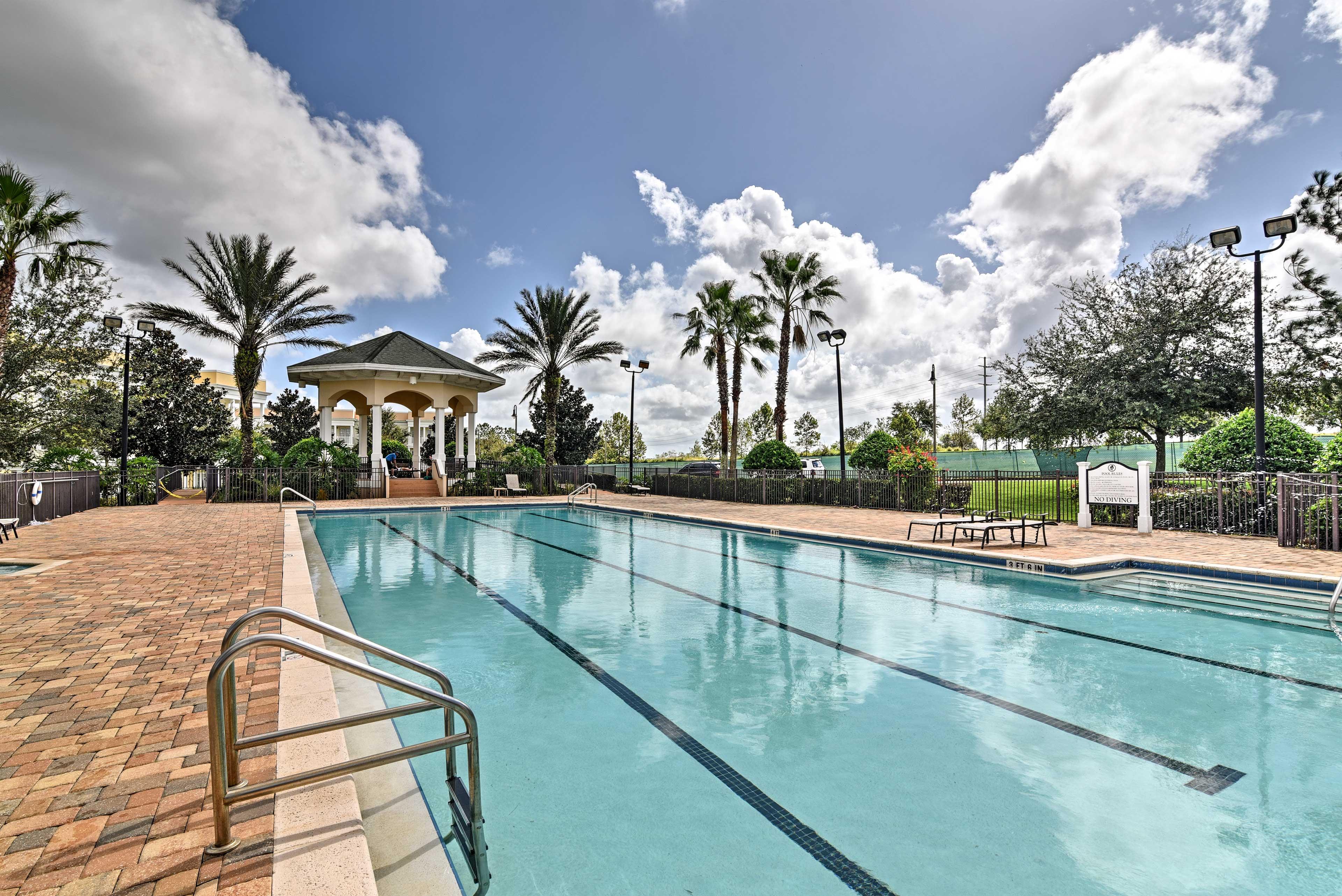 Resort Amenities | 11 Swimming Pools