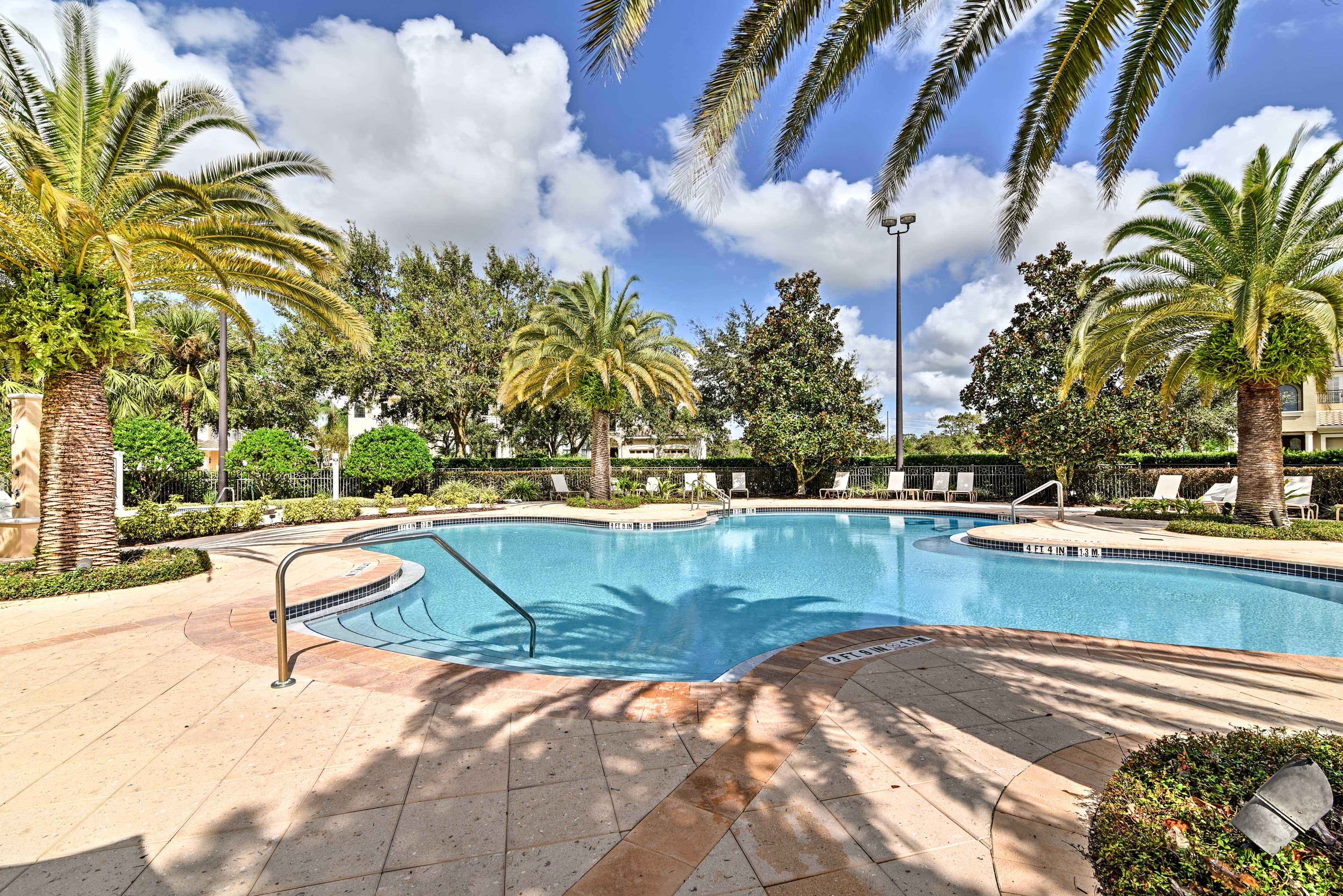 Resort Amenities | Water Park