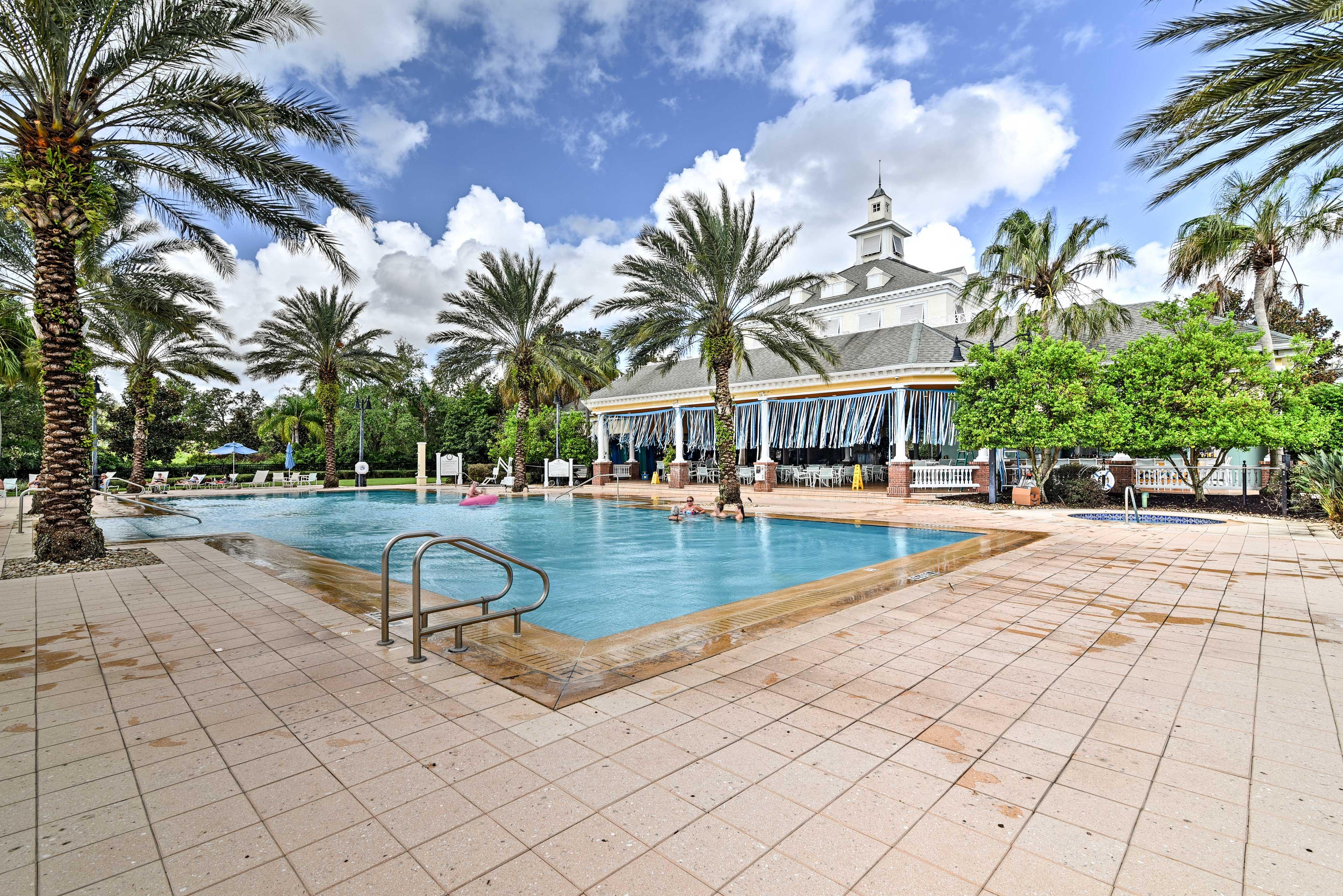 Resort Amenities | Disney Shuttles