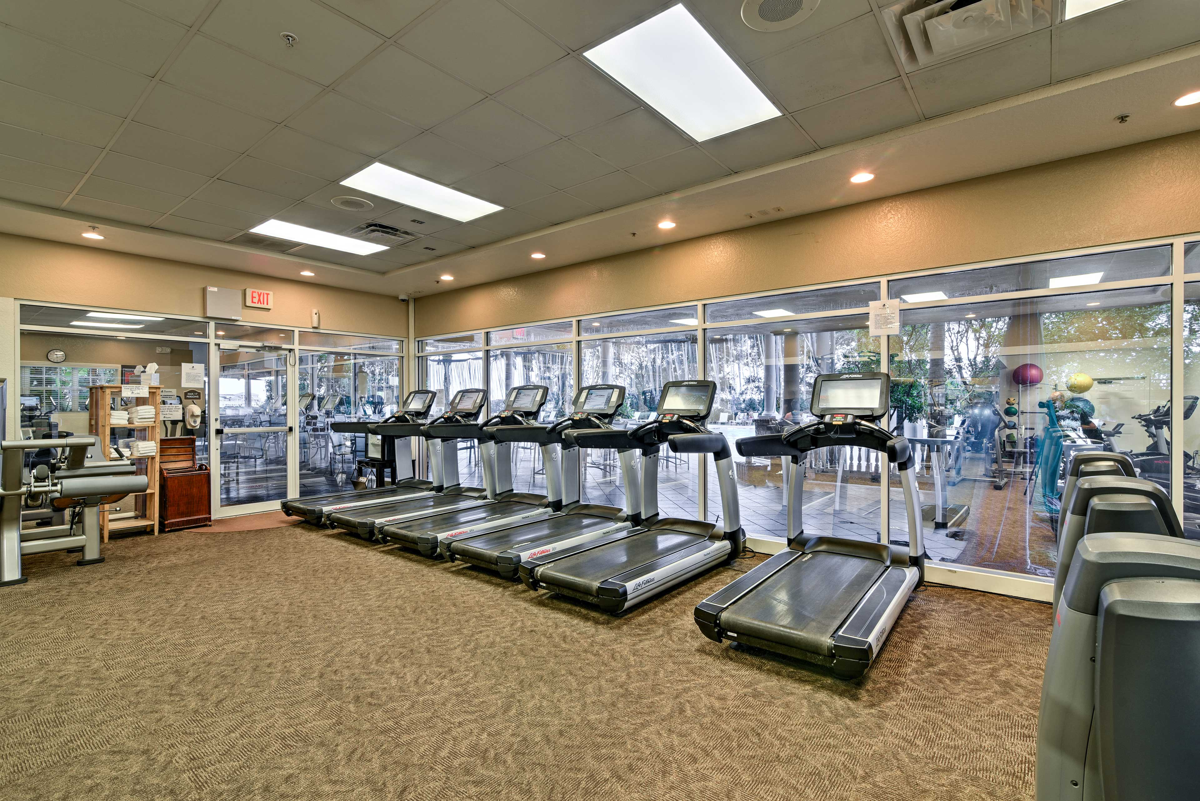 Resort Amenities | Fitness Center