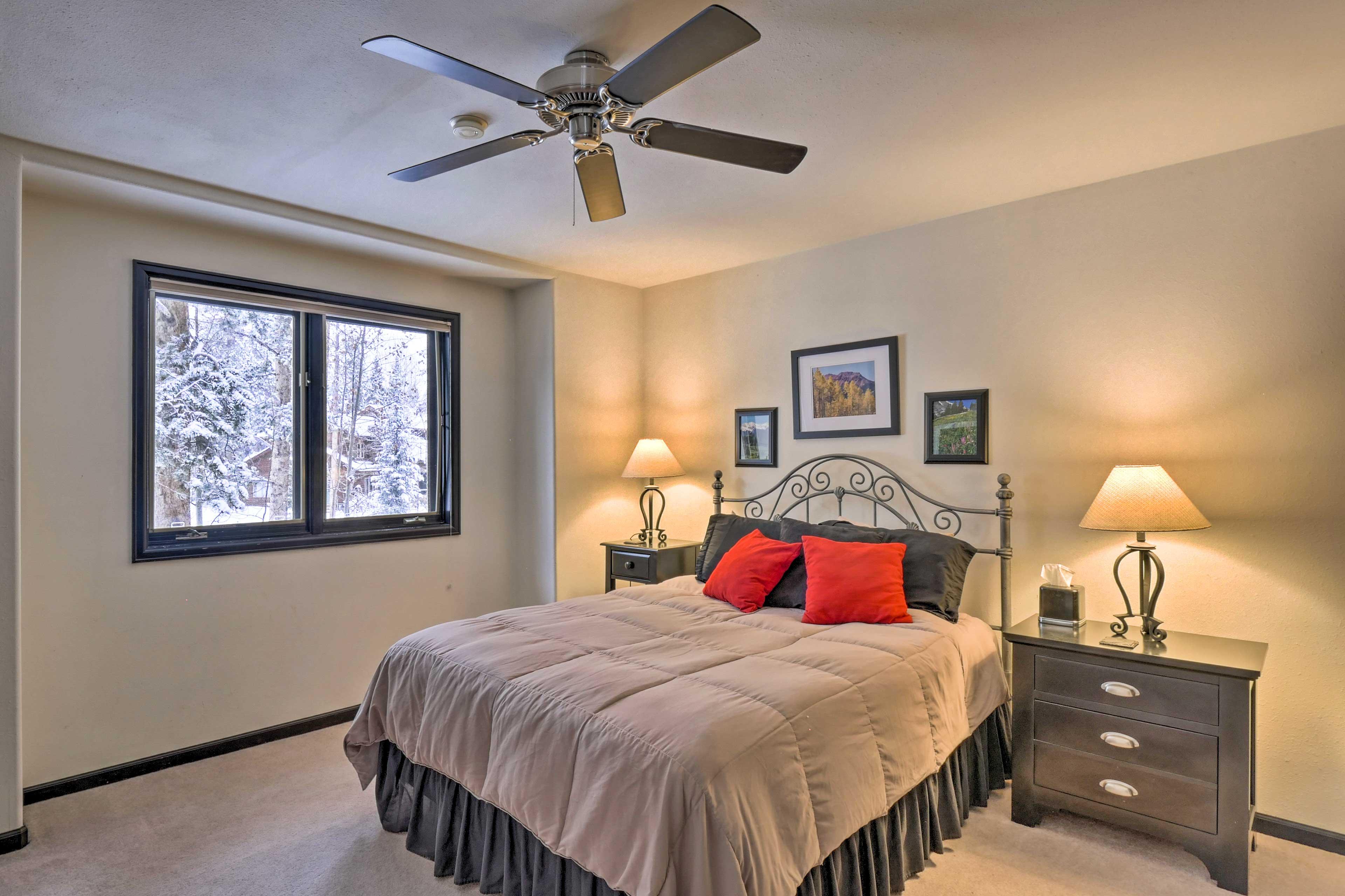 Bedroom 3   King Bed   Second Floor