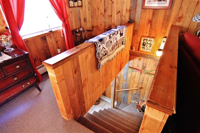 Upstairs Living Space   Steep Steps Required
