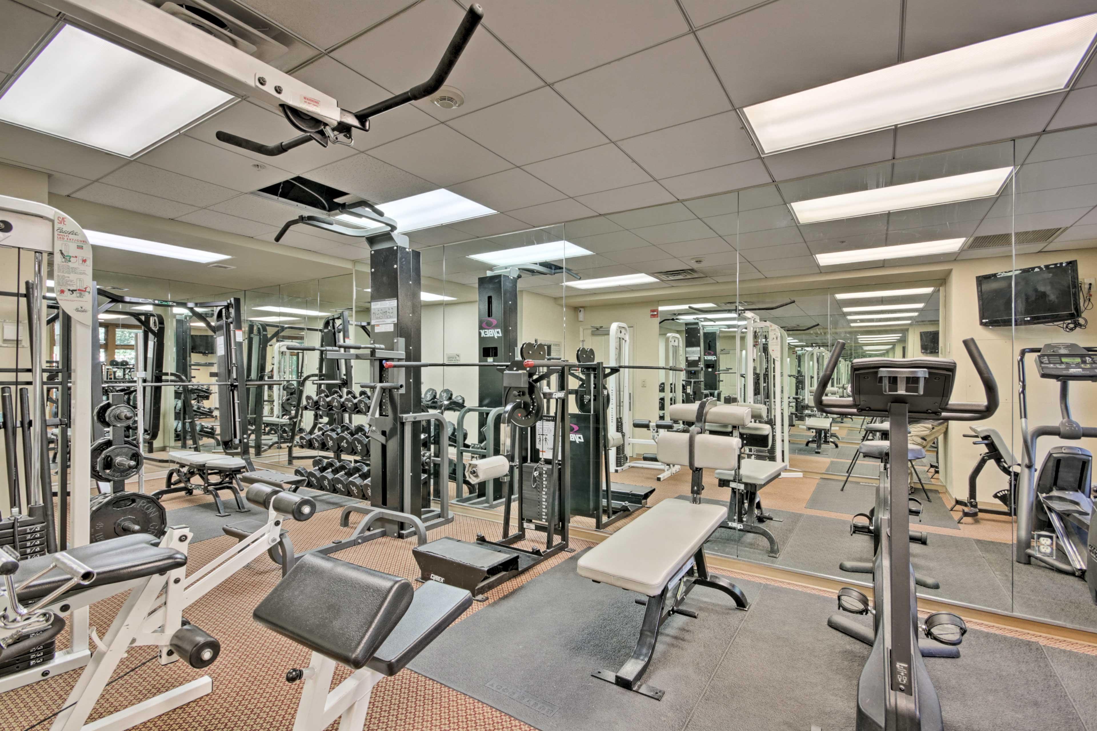 Community Amenities | Fitness Center