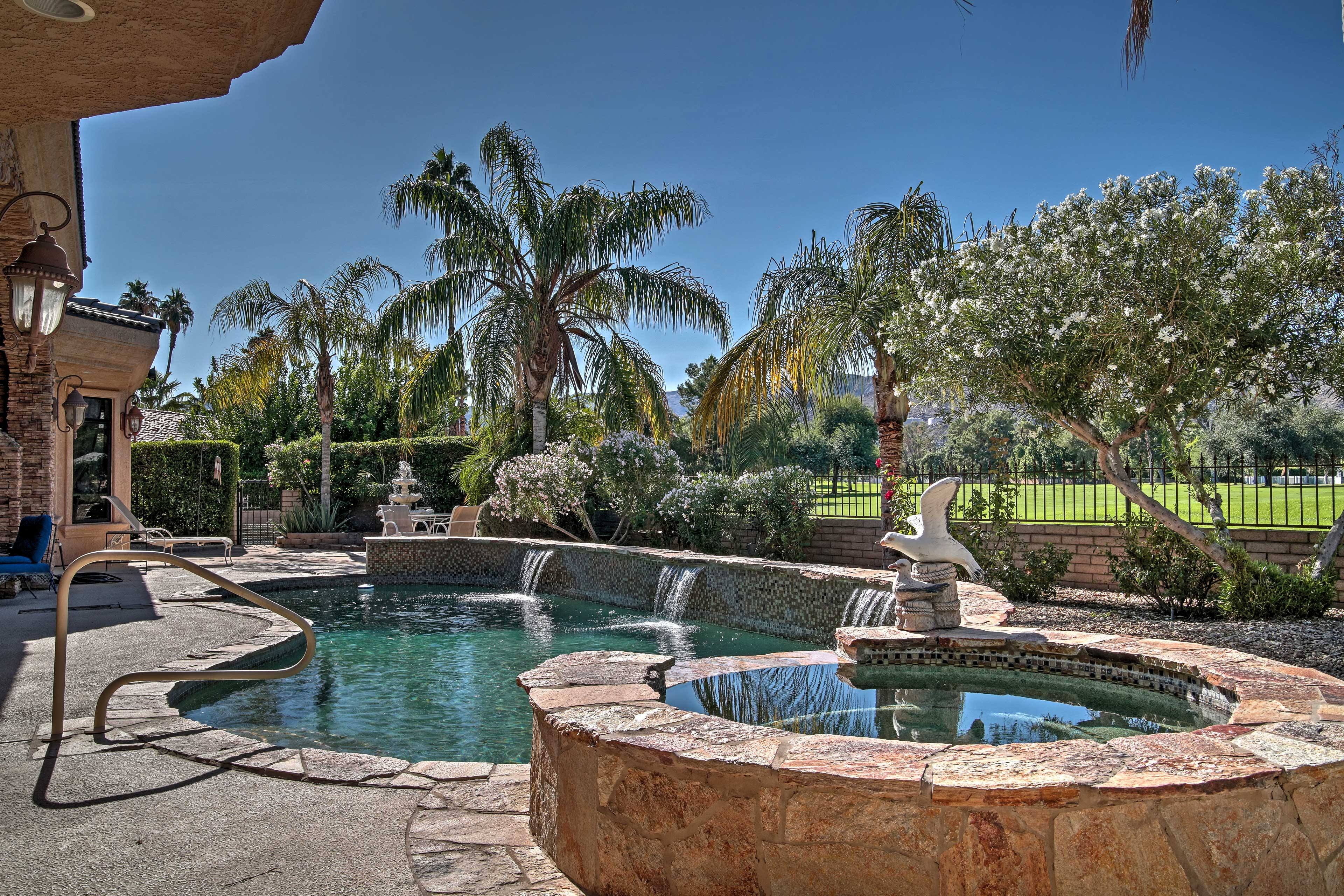 Palm Springs Vacation Rental | 4BR | 3BA | 2,500 Sq Ft | 1 Story